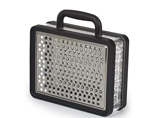 Umbra Briefcase Grater review